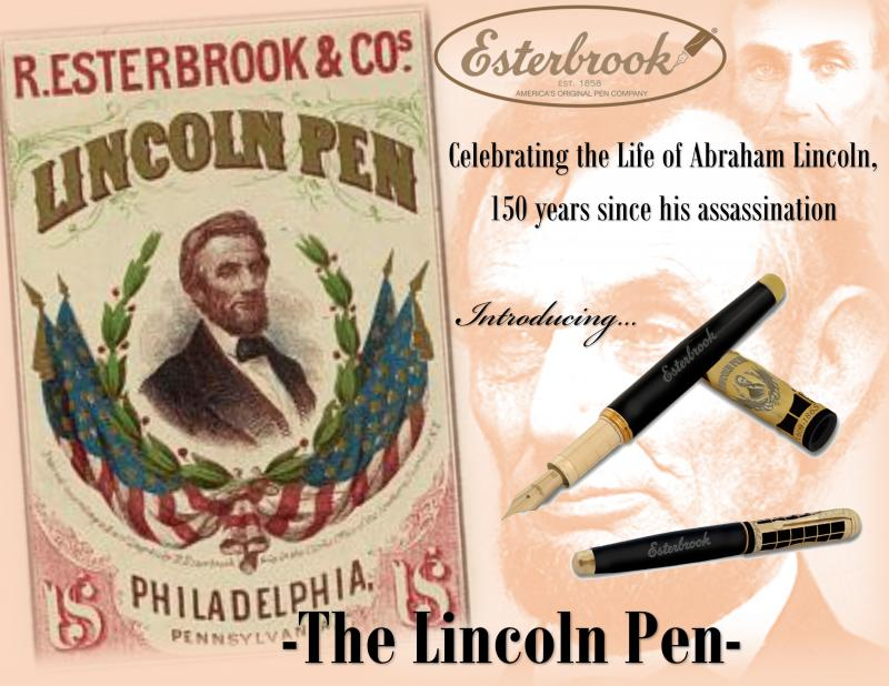 Esterbrook has decided to launch their new pen at the DC Show
